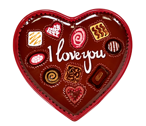Oxford Valley Valentine's Chocolate