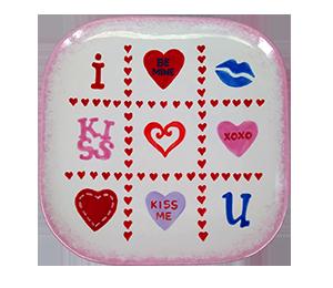 Oxford Valley Valentine's Tic Tac Toe